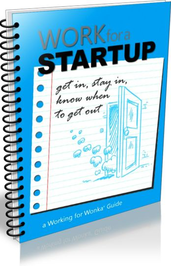 Work for a Startup