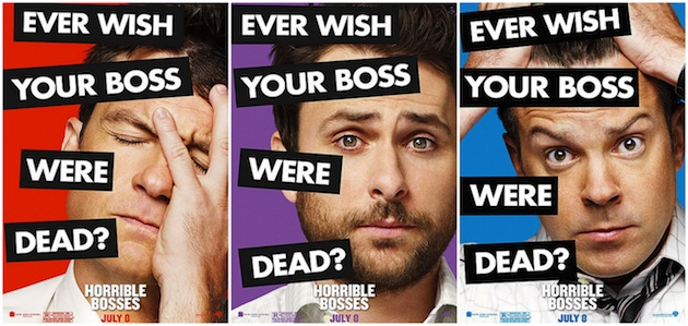 Horrible Bosses - 4 Ways to Cope Without Killing Them